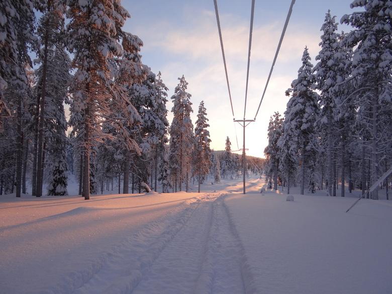 Lapland Vakantie Prachtige natuur! - De prachtige natuur van Lapland - Salla