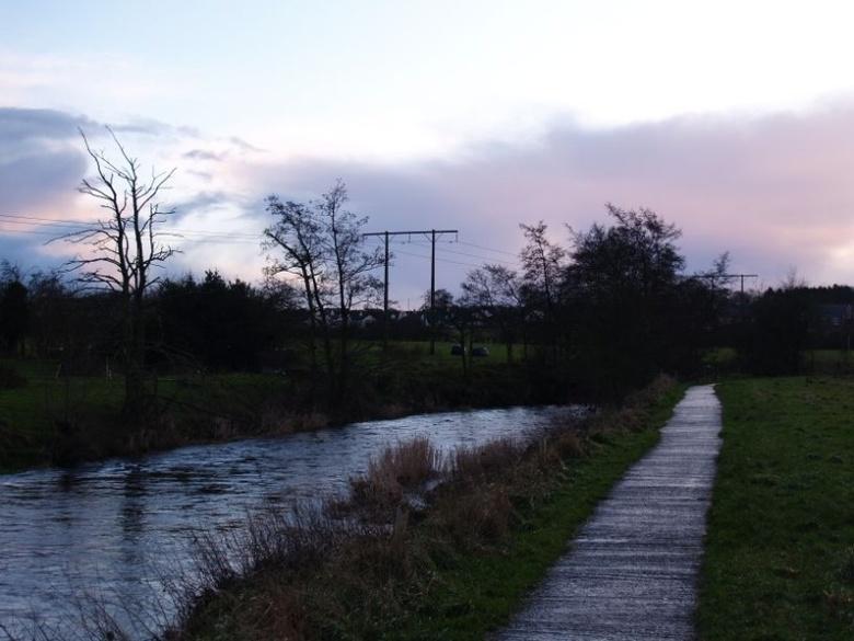 River Maine, Ballymena Noord Ierland