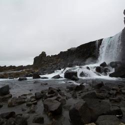 IJsland Oxararfoss