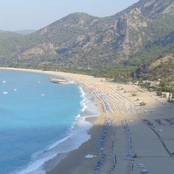 strand oludenis turkije