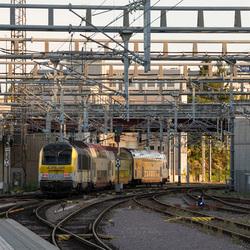 Luxemburg - Station - 01