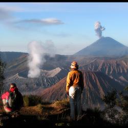 Mount Bromo Java Indonesië