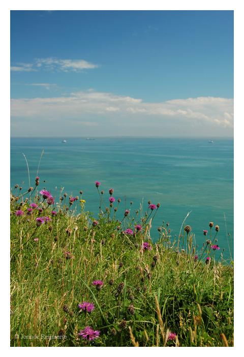 White Cliffs of Dover 02 - White Cliffs of Dover<br /> <br /> Nikon D50, Sigma 28-70mm f/2.8 , Hoya cir pola filter