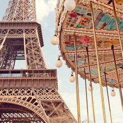 Parijs, de Eifeltoren