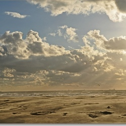 gouden strand