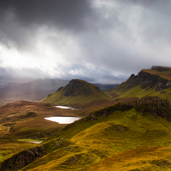 Angels to Quiraing