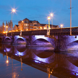 Queen's Bridge, Belfast