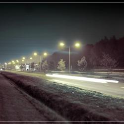Assen by night