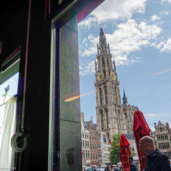 Bekende plekjes in Antwerpen