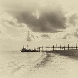Veerboot naar Vlieland