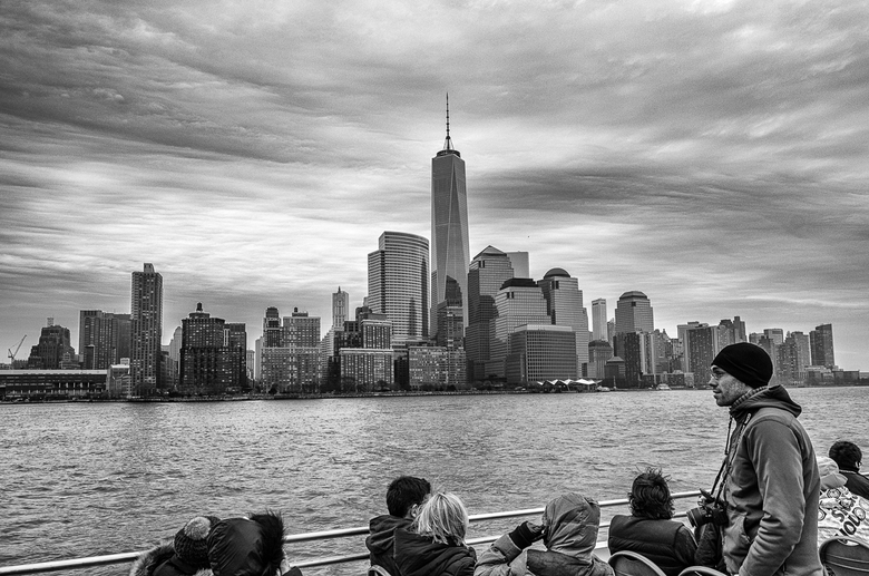 View from a boat  - View from a boat on NYC