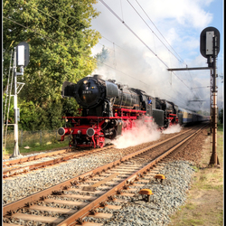 De VSM-Westfalendampftrein