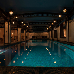 Hotel Costes, Paris, Pool