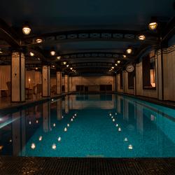 Hotel Costes, Paris, Pool