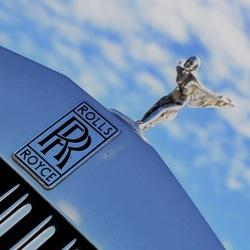 Rolls Royce liftoff