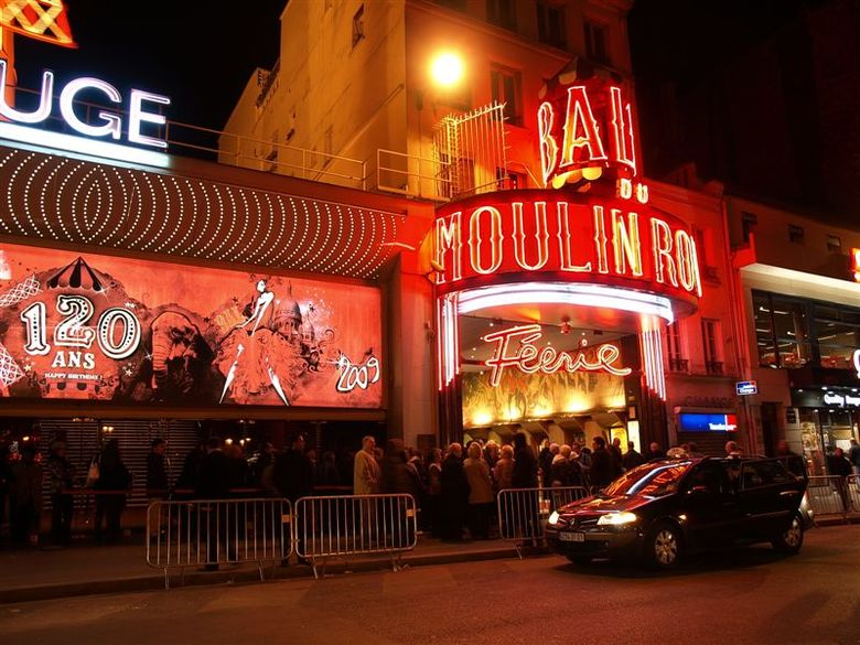 Moulin Rouge - Parijs 2009 - 4