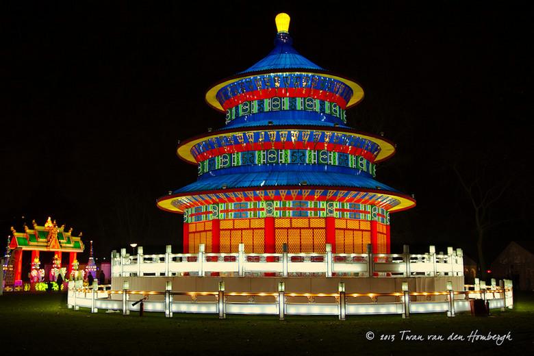China Light  - China Light Rotterdam, Pagode