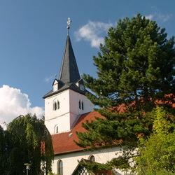 kerk van Bad Sachsa.