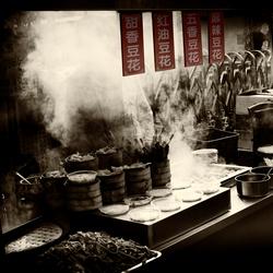 Eettentje, Peking, China