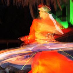 Egyptische danser