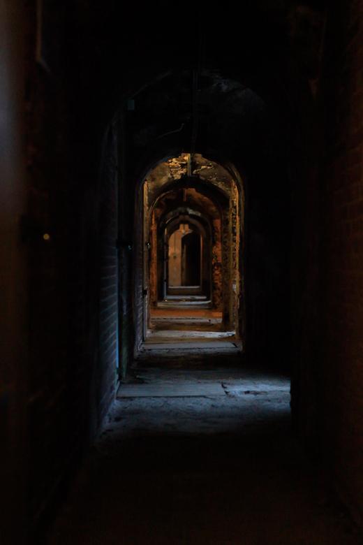 Tunnels.jpg - De tunnels van pampus, volgende keer statief meenemen!