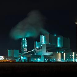Eemshaven: 'Stomende steenkool en gratis wind'