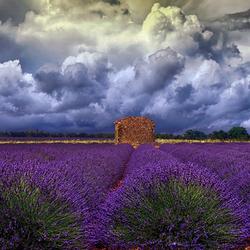 Donkere wolken in Frankrijk