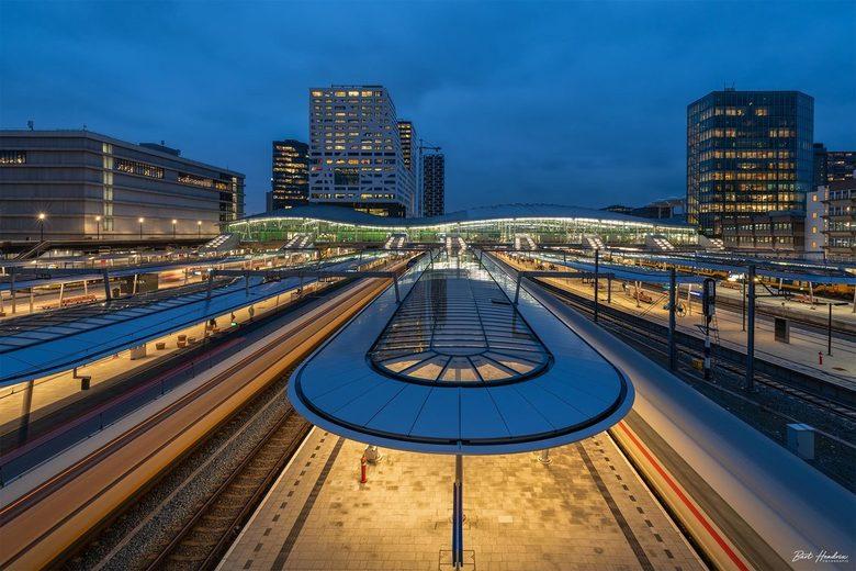 Trainspotting - Trains - Utrecht Centraal