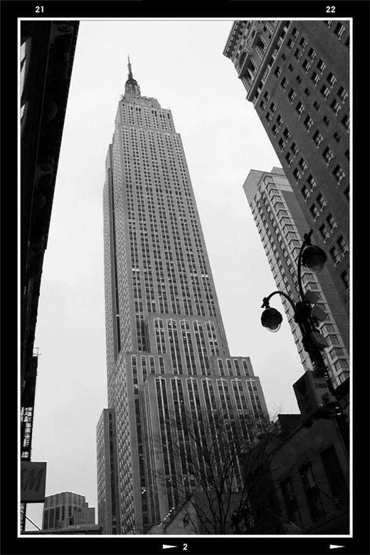 Empire state building 2 - Er is al heel lang een hang naar het bouwen van het hoogste gebouw van de wereld. Veel landen waren en zijn nog steeds in de