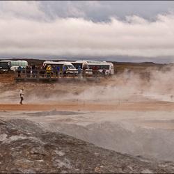 IJsland: Snap-shot toerisme