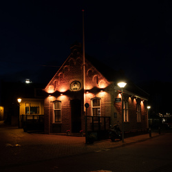 Knus restaurantje op Terschelling