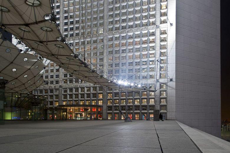 La Grande Arche, Paris La Defense