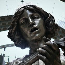 Chanteur florentin du XVe siècle (Musée d'Orsay, Paris)