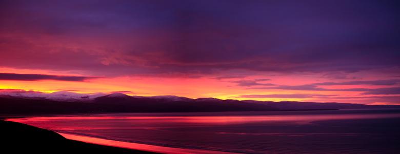zonsopkomst - Ik hou van de zonsopkomst...koud of niet..