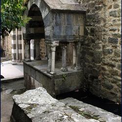 grafmonument  en sarcofaag