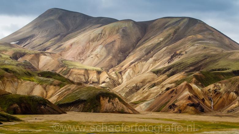 Landmannalaugar - Binnenland van IJsland blijft fascineren, kleuren veranderen constant en het er dan ook zo mooi.<br />