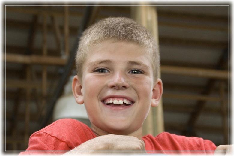 Markus - In september naar mijn familie in Iowa geweest en daar de nodige foto&#039;s gemaakt waarvan ik een stel op zoom zal plaatsen.<br /> Hoop op