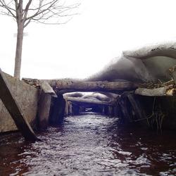 tijdelijke brug