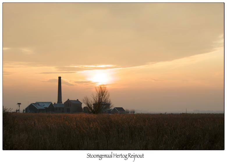 Hertog Reijnout - Midden in de polder Arkemheen ligt een uniek monument, het stoomgemaal Hertog Reijnout. Dit stoomgemaal is 100 jaar lang in bedrijf