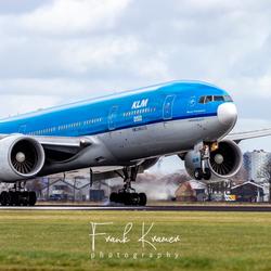 KLM Boeing 777-206