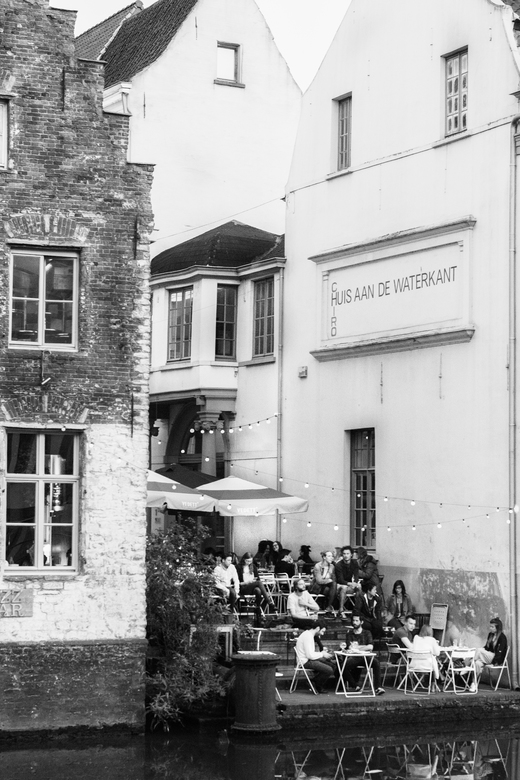 Straatfotografie te Gent -