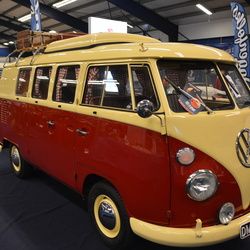 Busje  VW,