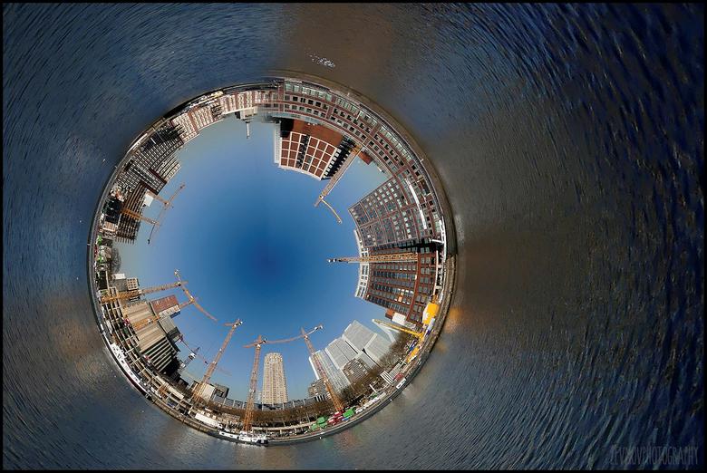 Rondje Rotterdam  - Leuk om creatief te zijn met foto's.