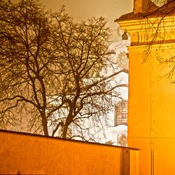 Prague, Stahov Monastery Basilica
