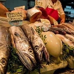 Vismarkt Sevilla