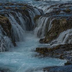 Brofoss watervallen IJsland