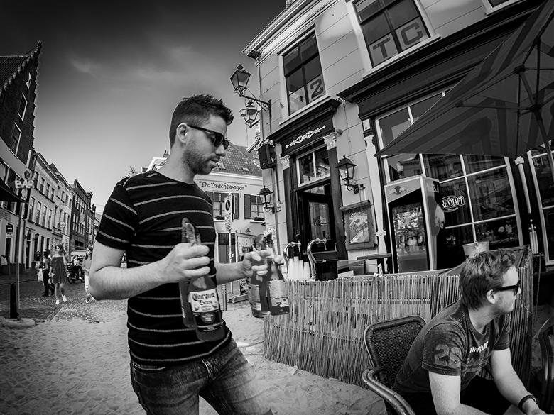 Stads Strand,,, - Niet aan te slepen tijdens deze warmte...<br /> <br /> Stads strand Havermarkt, Breda