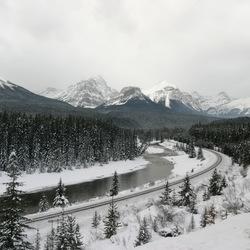 Ook winter in Canada