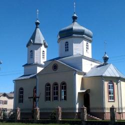 Oekraine Rohatyn Kerk van St. Nicholas