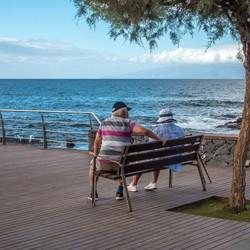 Tenerife - rust aan de kust